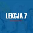 Lekcja 7