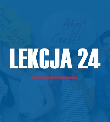 Lekcja 24